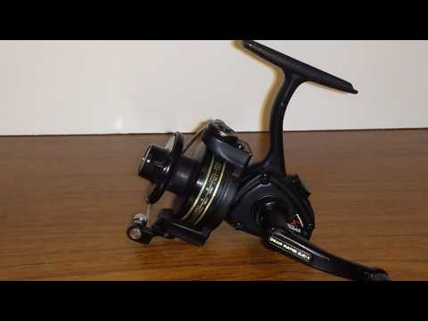 Shakespeare Sigma 2200 CK 025 Vintage Ultralight Spinning Reel: Assembly Tip And Thoughts About Them