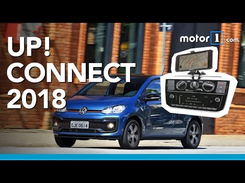 Novo up! Connect 2018 e o sistema Composition Phone | Motor1.com Brasil