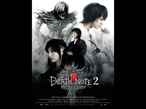 Download Death Note  Ostatnie imie  horror pl lektor film