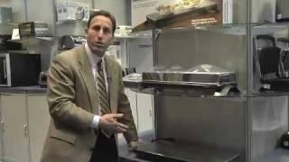 Entertaining Made Easy! Toastess Cordless Warming Tray & Cordless Buffet Server