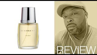 Burberry Cologne for men fragrance review in 6 points.