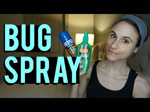 Bug Sprays for Summer  Q&A with Dr Dray