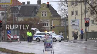 Germany: 50,000 evacuated from Augsburg after 1.8-tonne WWII-era bomb discovered