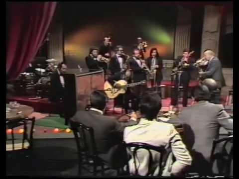 Lino Patruno & Bud Freeman with the Porteña Jazz Band