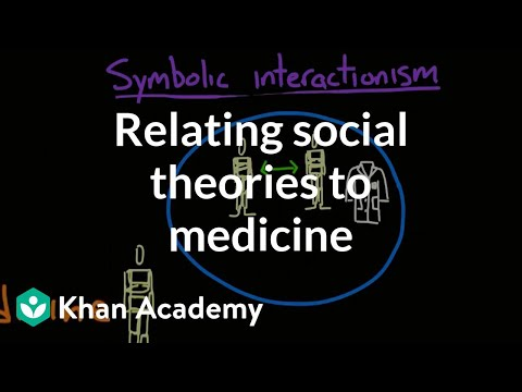 Relating social theories to medicine   Society and Culture   MCAT   Khan Academy