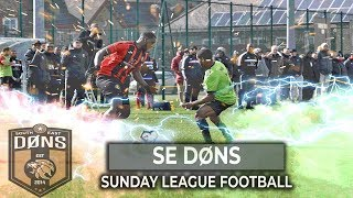 SE DONS vs KENNINGWELL | PCC CUP QUARTER FINAL | 'DON'T IGNORE US ANYMORE' | Sunday League Football