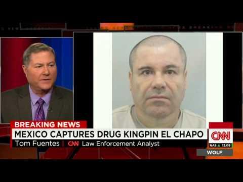 Drug Kingping 'El Chapo' Guzman Arrested In Mexico