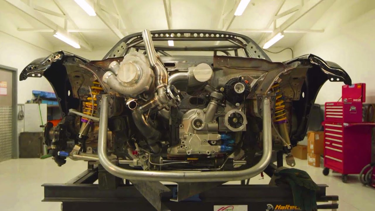 medium resolution of twin turbo 4 rotor engine in mad mike s 1200hp mazda mx 5