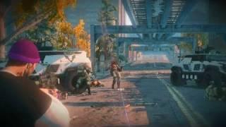 Saints Row 3 Gameplay Trailer