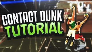 vuclip NBA 2K17 Tips: HOW TO GET CONTACT DUNKS EVERY TIME! 7 SECRETS / TIPS TO GET A POSTERIZER DUNK 100%