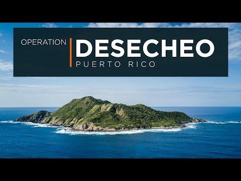 Operation: Desecheo National Wildlife Refuge, Puerto Rico