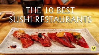 10 Best Sushi Restaurants in Los Angeles | The Ultimate Guide