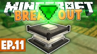 Minecraft Break Out - You Won't BELIEVE What We Find! #11 [Modded Challenge Map]