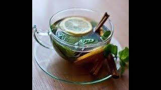Люблю готовить! Марокканский мятный чай с корицей! Чаепитие!