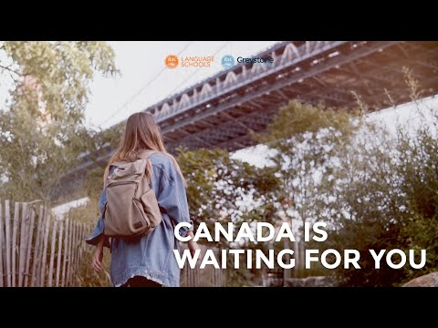 Canada is waiting for you | ILSC & Greystone College