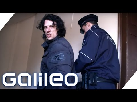 Dümmer als die Polizei erlaubt: Das sind die skurrilsten Einbrecher | Galileo | ProSieben