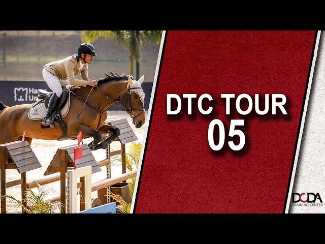 Etapa V DTC Tour 2021