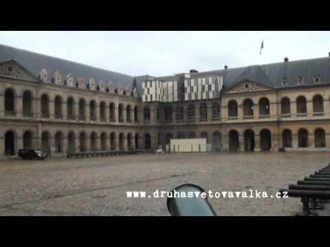 Musée de l'Armée -  Les Invalides - Paris