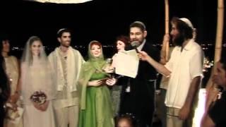 חתונה קונסרבטיבית (מסורתית) - הרב אהוד בנדל