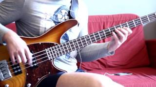 Marcus Miller - Hylife /// Bass cover - Ibanez SRX 530