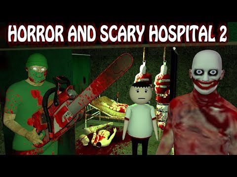 Horror And Scary Hospital Part 2 - Doctor VS Patient ( Animated Short Film ) MAKE JOKE HORROR