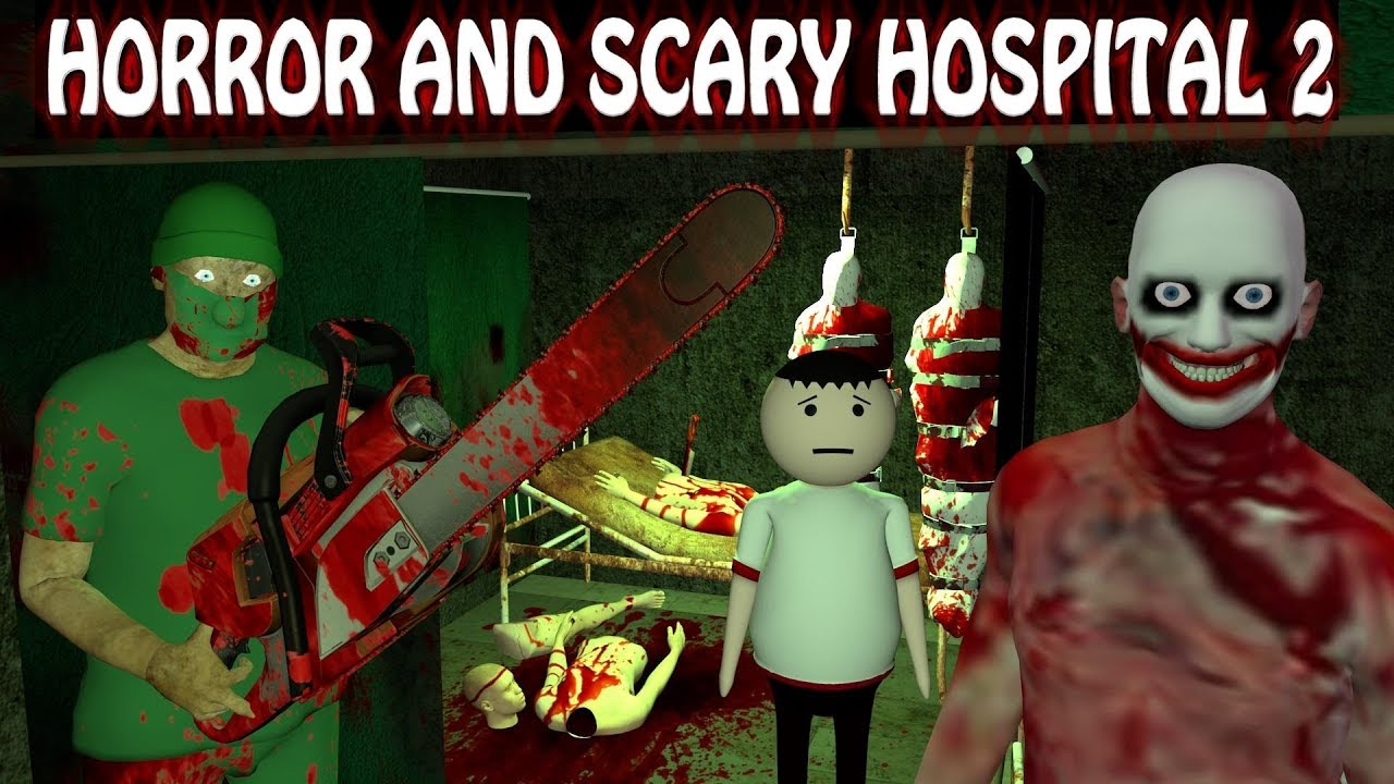 Download Horror And Scary Hospital Part 2 - Doctor VS Patient ( Animated Short Film ) MAKE JOKE HORROR