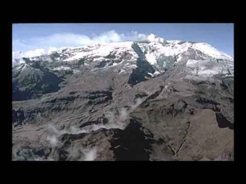 Nevado Del Ruiz Eruption of 1985