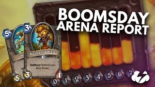Boomsday Arena Report | The Final Weeks! | Hearthstone | [The Boomsday Project]
