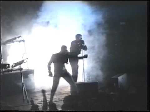 Front 242 Live The Astoria 11/04/89