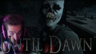 THE KILLER! (Until Dawn Part 4)
