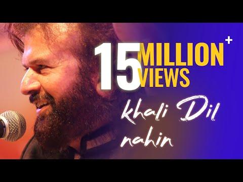 Khali Dil Nahin | Hans Raj Hans Live at Jashn-e-Rekhta