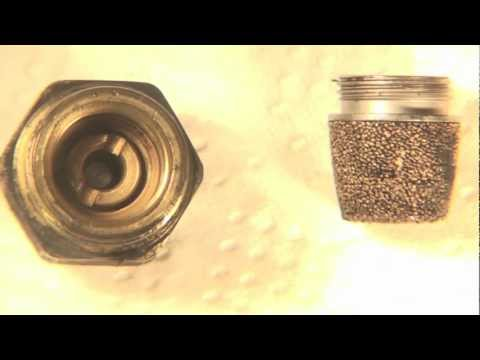 The oil furnace nozzle. How it works