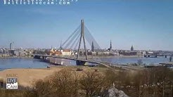 Streaming Time Lapse Video to Make You Fall in Love with Riga