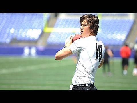 Analysis: Jacob Eason - 2014 Rivals 5-Star Challenge
