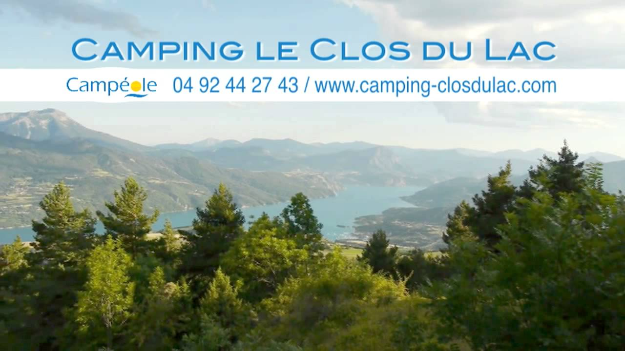 camping camp ole le clos du lac youtube. Black Bedroom Furniture Sets. Home Design Ideas