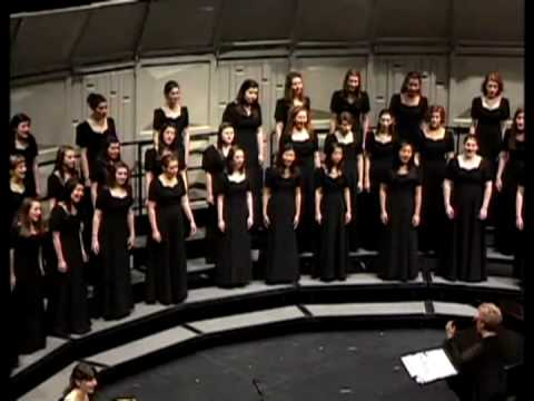 Pacific Youth Choir - Now is the Time (Robert Kyr)