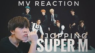 Download lagu SuperM 슈퍼엠 'Jopping' MV รีแอคชั่น [REACTION] | POPofPatriot