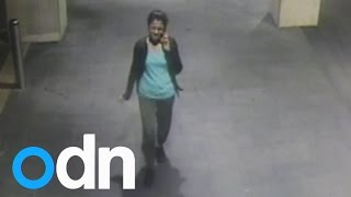 cctv shows indian woman minutes before she was stabbed to death in sydney