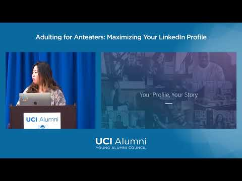 Adulting for Anteaters: Maximizing Your LinkedIn Profile