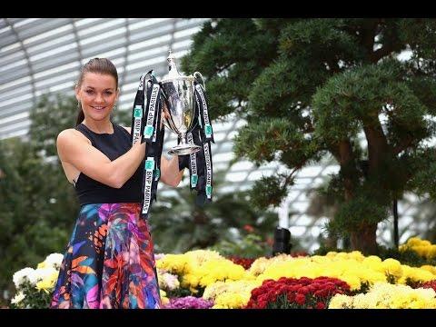 Kvitova vs. A. Radwanska - Top Spin 4 - Fantasy Match from YouTube · Duration:  1 hour 6 seconds