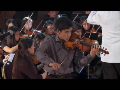 Beethoven Violin Concerto in D Major, Op. 61: III. Rondo