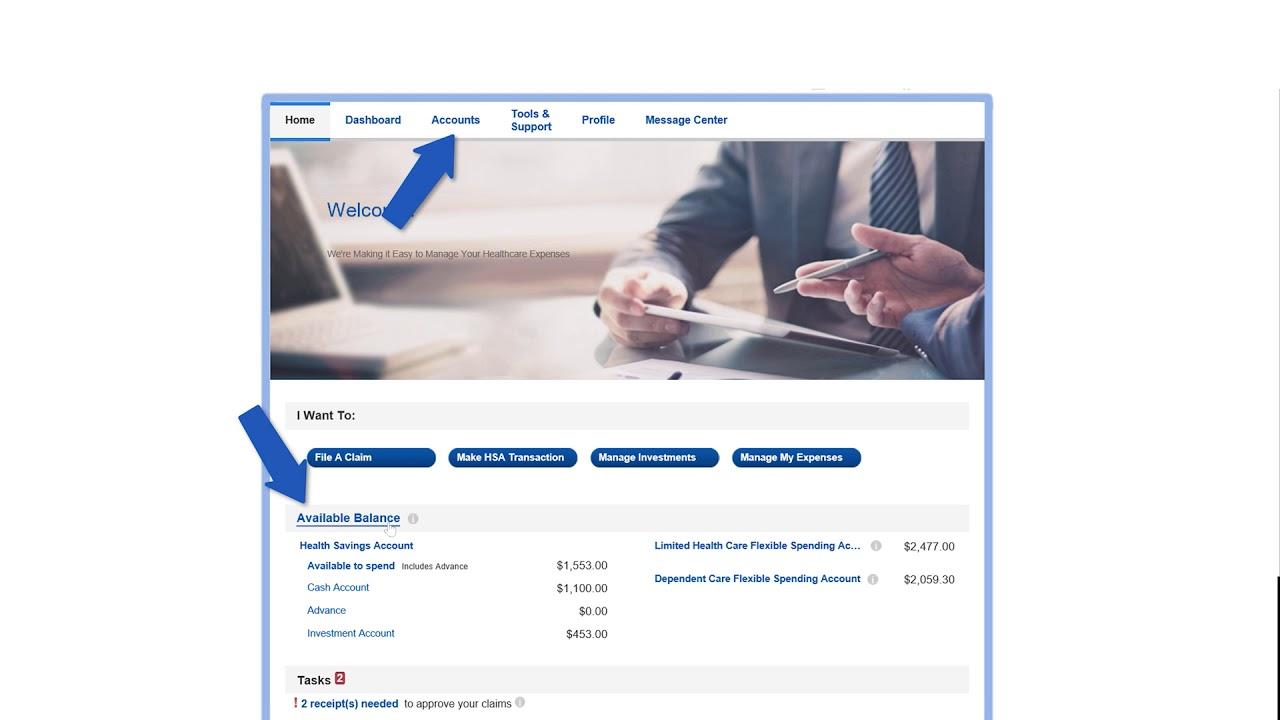 Consumer Portal Intro to HSA