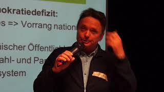 """""""Eine andere EU ist (un-)möglich"""" -EU & Struktureller Neoliberalismus - Prof. Andreas Fisahn (attac)"""
