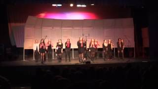 Time is Running Out - Powder Room A Cappella - St. Louis Regional Champions Set 1/3 Thumbnail