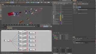CINEMA 4D to After Effects Advanced: Part 3/4 (~24mins)
