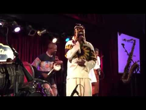 Video: Watch Lagbaja's performance with full band in the USA (Nigerian Entertainment)