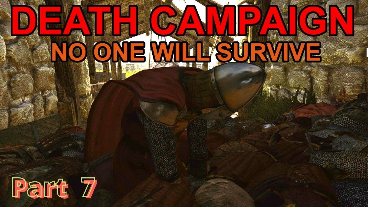 Bannerlord Patch 1.6.3 Death Campaign Part 7  | Flesson19