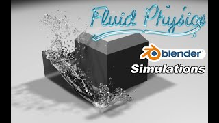 Blender Fluid Sim Compilation