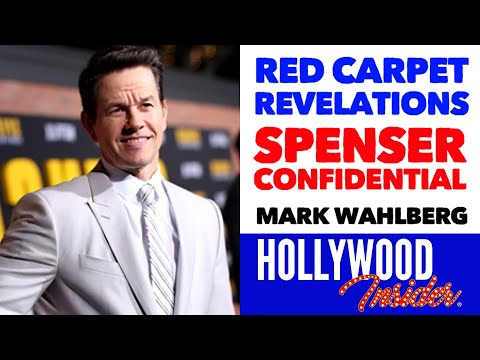 Spenser Confidential Premiere Red Carpet Revelations With Mark Wahlberg Youtube