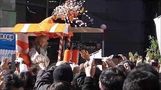2015年1月9日~11日に行われた今宮戎神社の「十日戎」。通称「えべっさ...